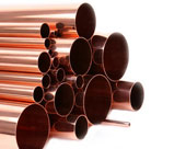 STRAIGHT COPPER TUBE 10*1