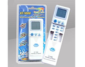 Air Conditioner Remote Controller-Electrika -White