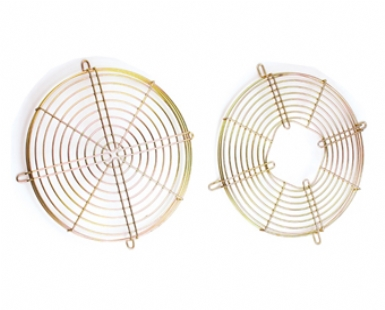 Q Fan  Wire Grill  G200A 216x248x236x25 (1bx=50 pcs.)